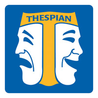 Thespian Society Logo